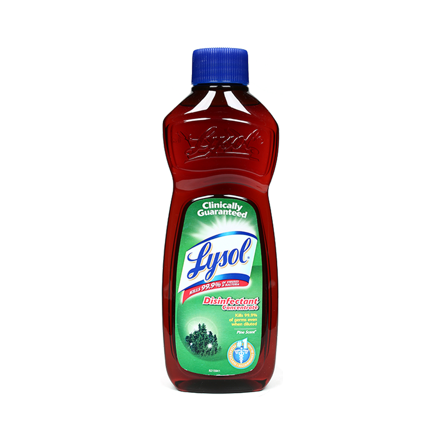 Lysol Liquid Disinfectant Concentrates Pine Scent 350ml