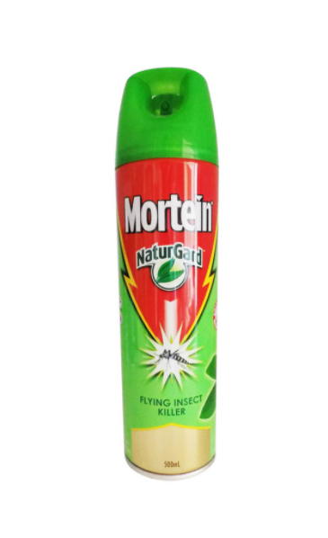 Mortein Naturgard Flying Insect Killer 500ml